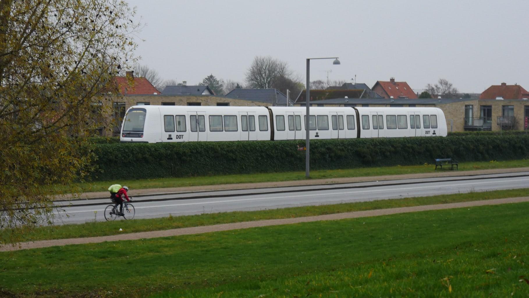Die Kopenhagener Metro