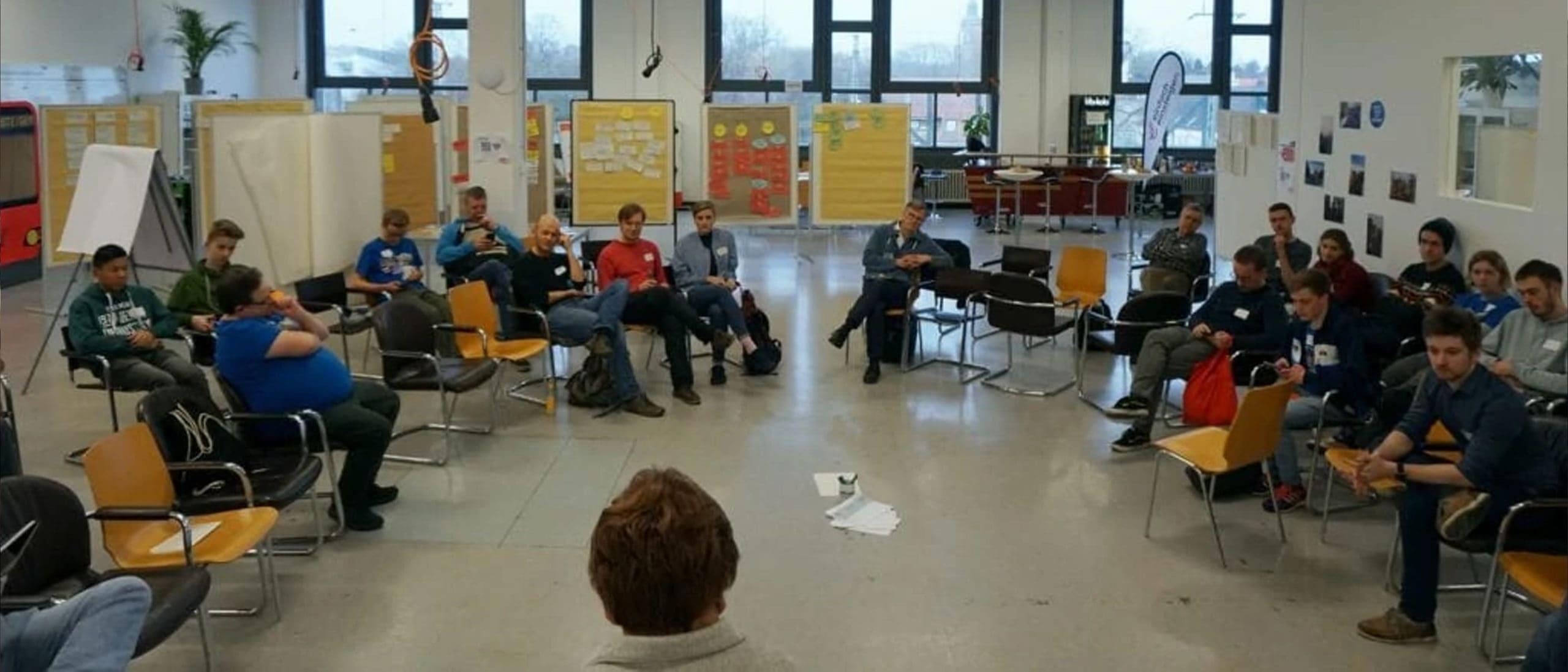 Rückblick Barcamp Nahverkehr 4