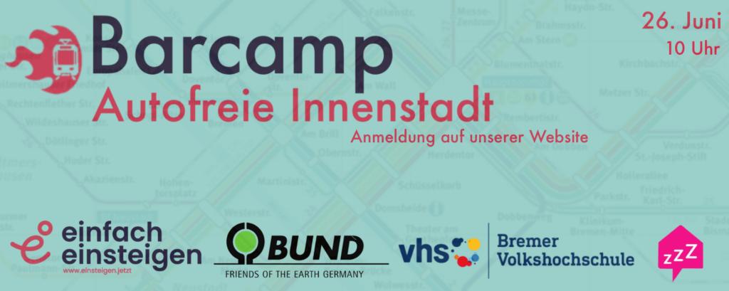 Barcamp: Autofreie (Innen)Stadt 1