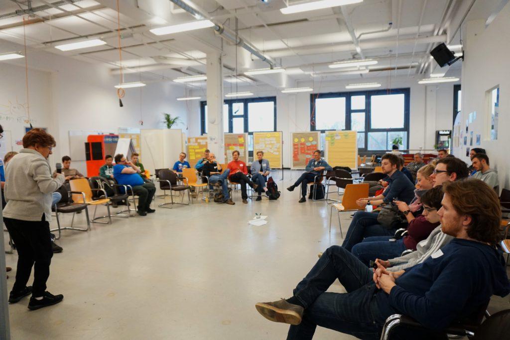 Rückblick Barcamp Nahverkehr 17
